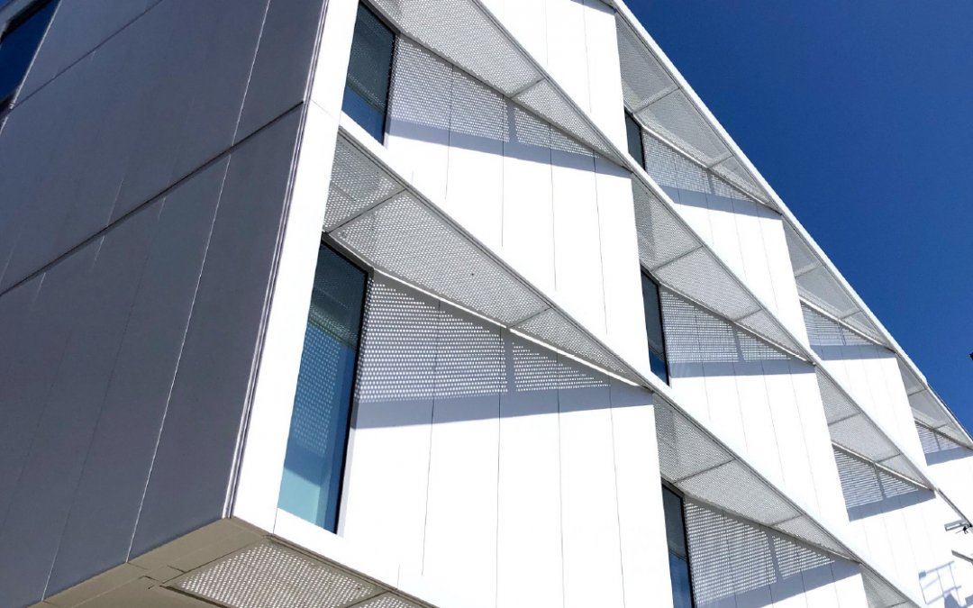 San Francisco State University Creative Arts Building